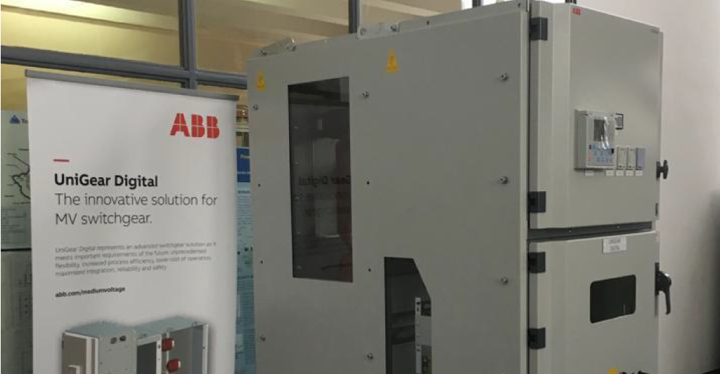 UPB intensifică colaborarea cu mediul economic prin dotatea de către ABB a unui laborator din Facultatea de Energetică