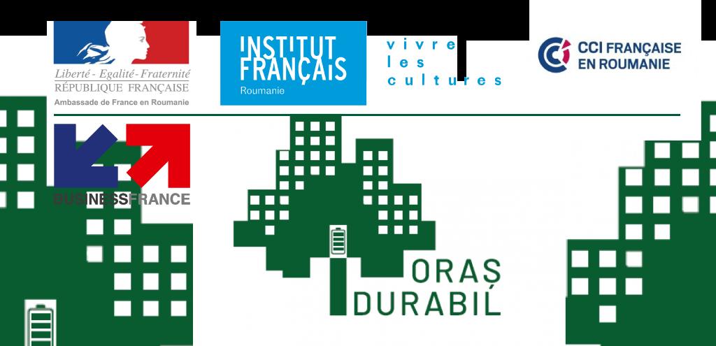 """Ambasada Franței în România anunță lansarea celei de-a doua ediții a concursului """"Orașul durabil"""""""