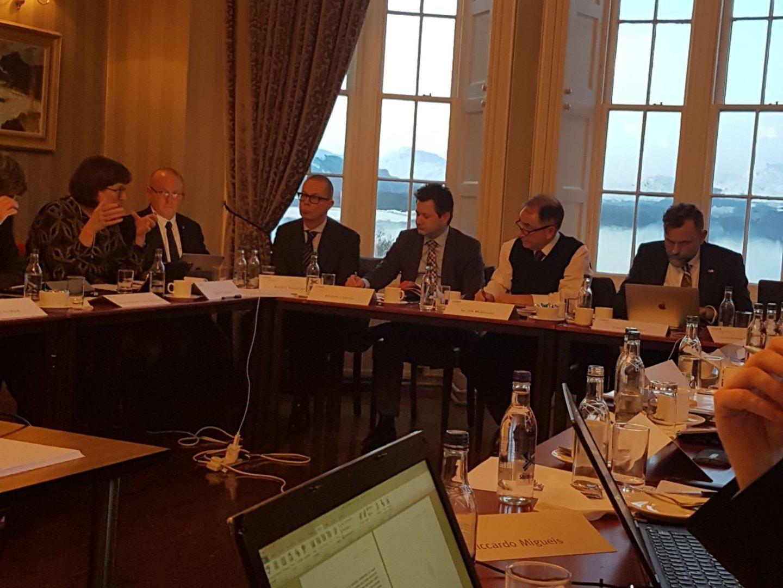 Rectorul UPB, ales director în Boardul Conferinței universităților tehnice din Europa – CESAER