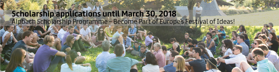 Studenții UPB invitați să participe la Forumul European Alpbach