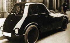 Automobilul Persu 1924