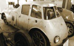 Automobilul Persu azi
