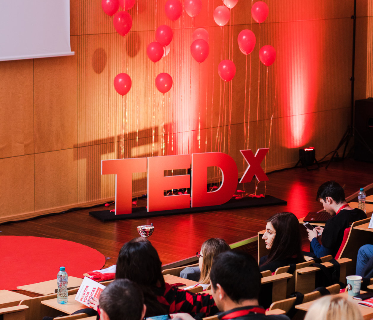 TEDxUniversitateaPolitehnicaBucurești 2018 – Master your Choices