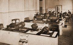Laboratorul profesorului Constantin Budeanu