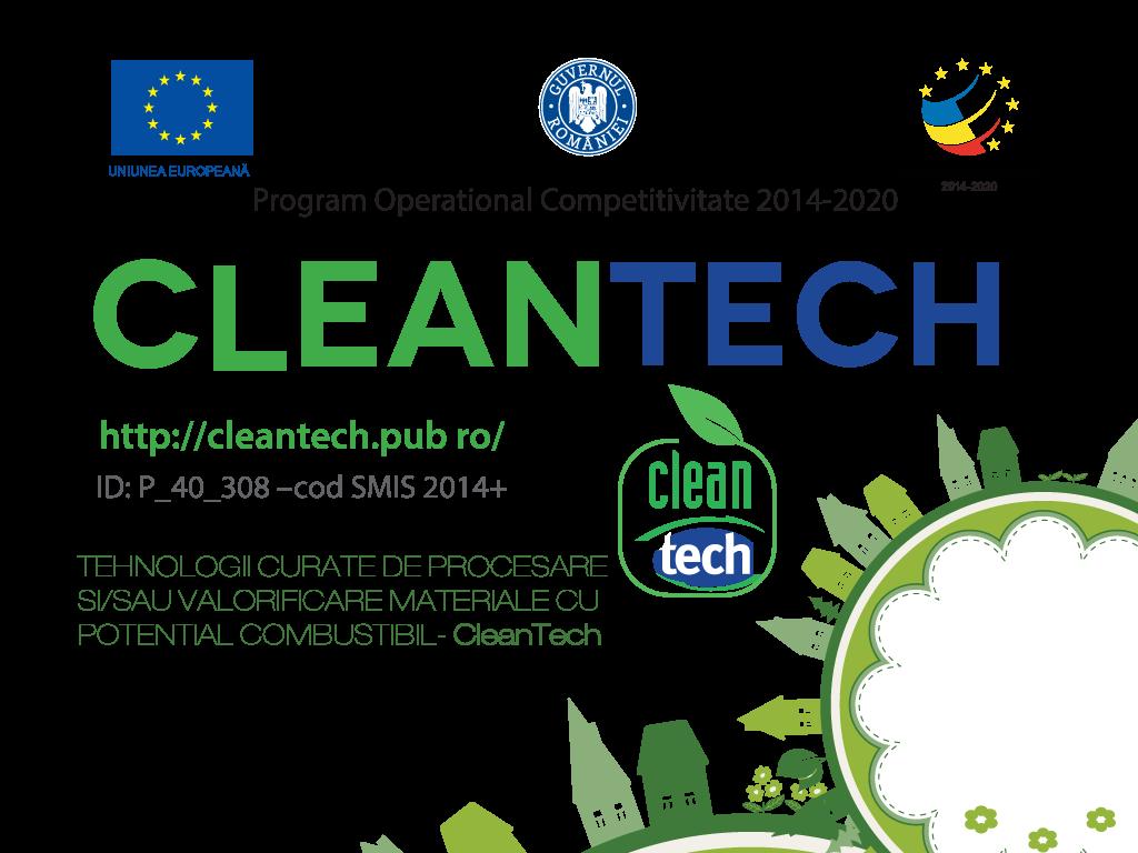 UPB isi exprima intenția de primire a expresiilor de interes din partea mediului economic pentru contracte subsidiare de tip C și D în cadrul proiectului Clean TECH