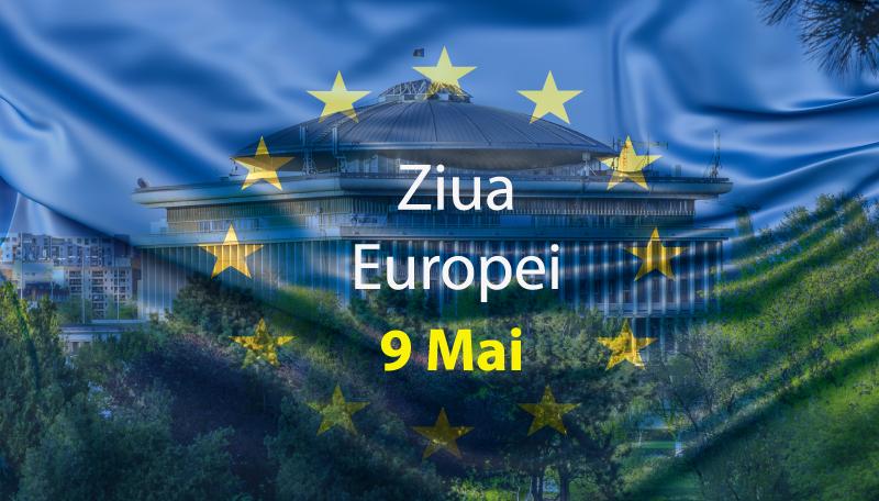 La mulți ani, Uniunii Europene – 9 mai, Ziua Europei!
