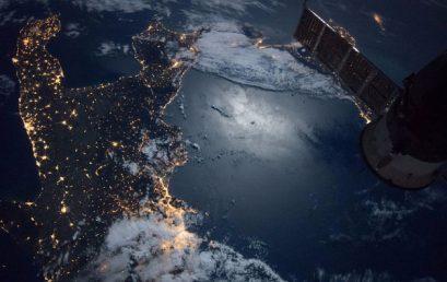 Nopți cu Stația NASA deasupra Bucureștiului