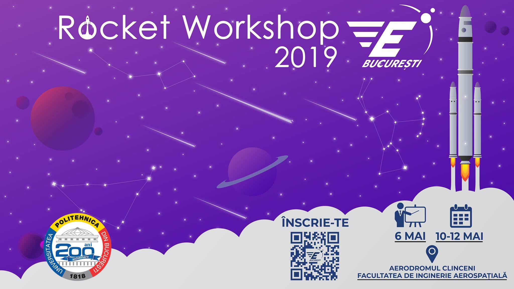 rocket workshop upb