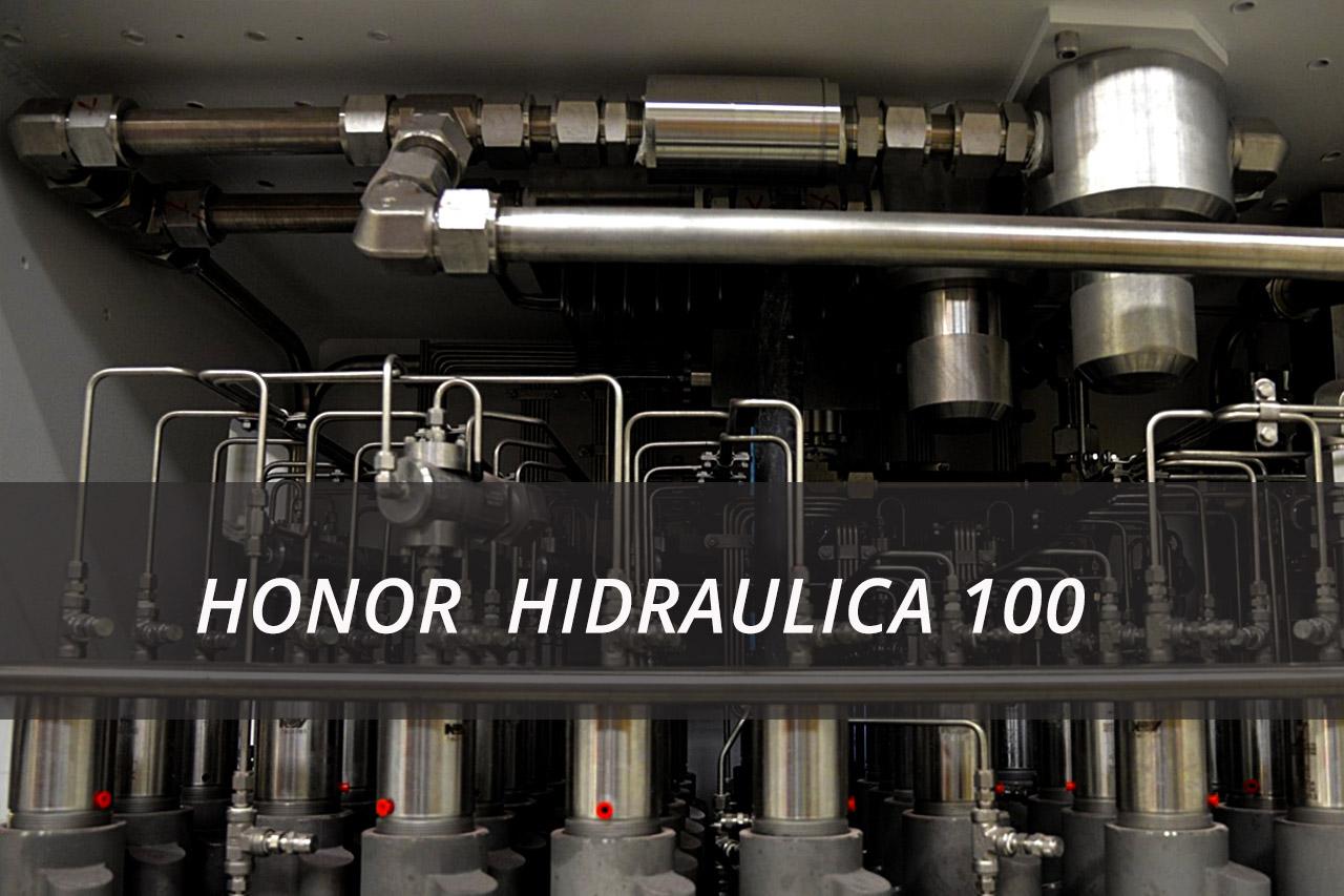 "Concursul ""HONOR HIDRAULICA 100"""