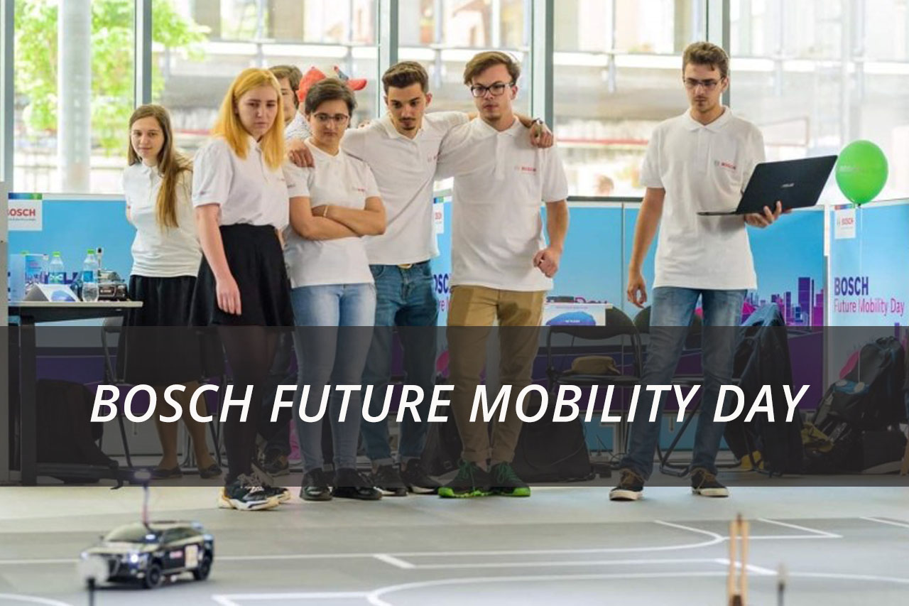 BOSCH FUTURE MOBILITY DAY