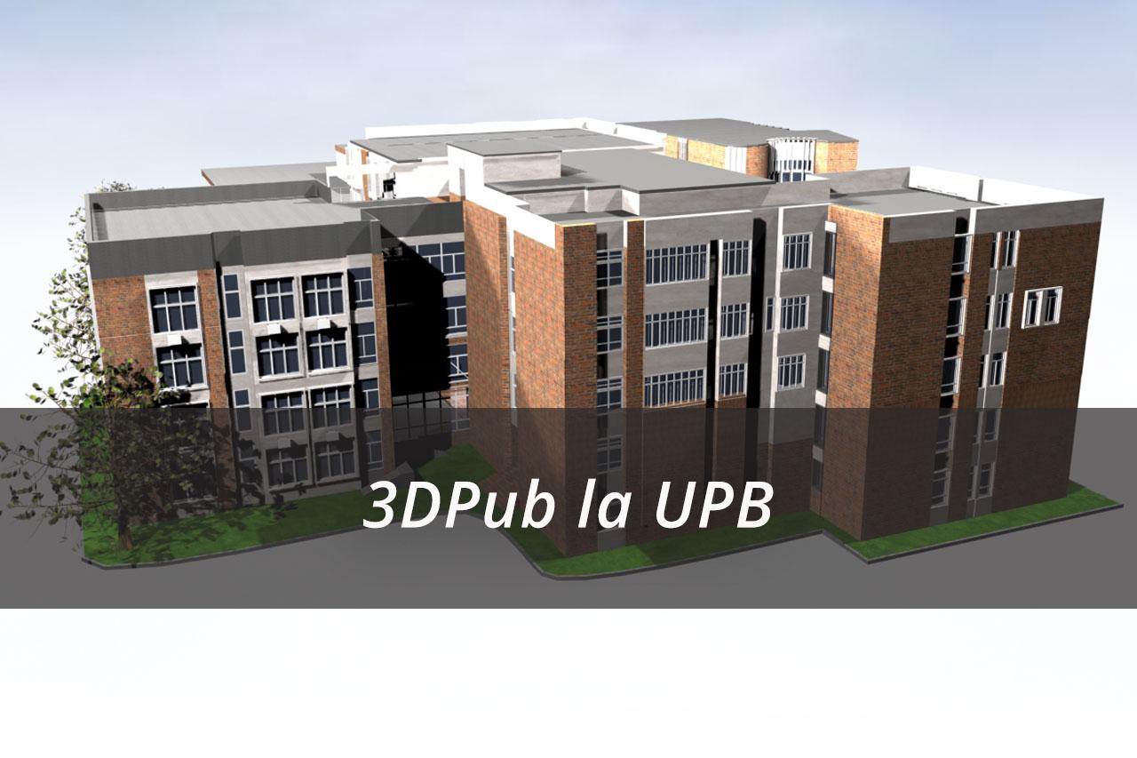 Scoala de vara 3DPub la UPB