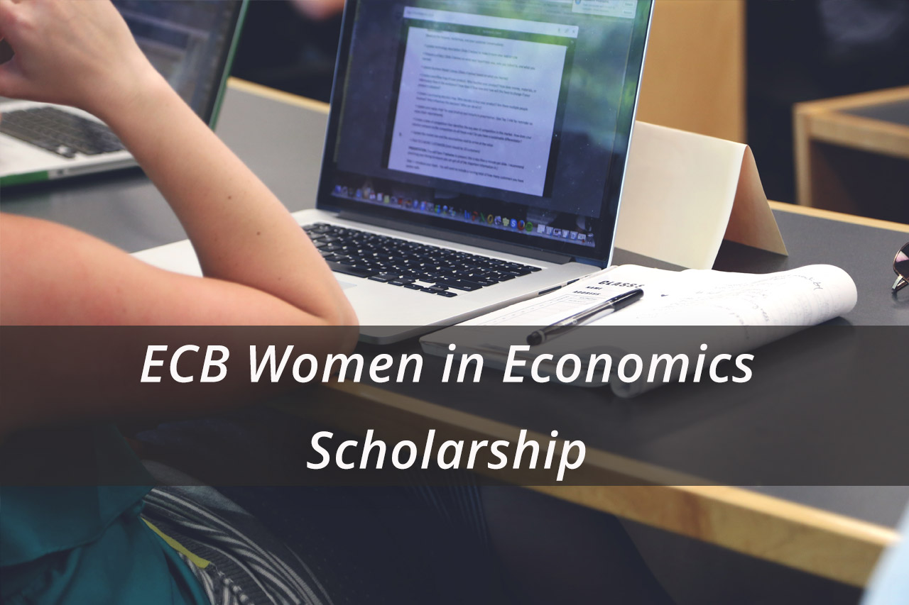 ECB Women in Economics Scholarship