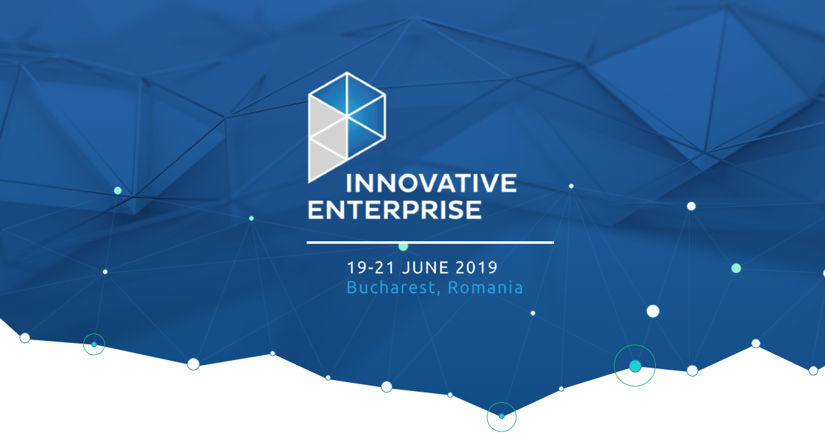 Innovation Enterprise Week 2019 Bucharest has some answers