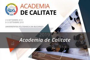 academia de calitate, politehnica, upb