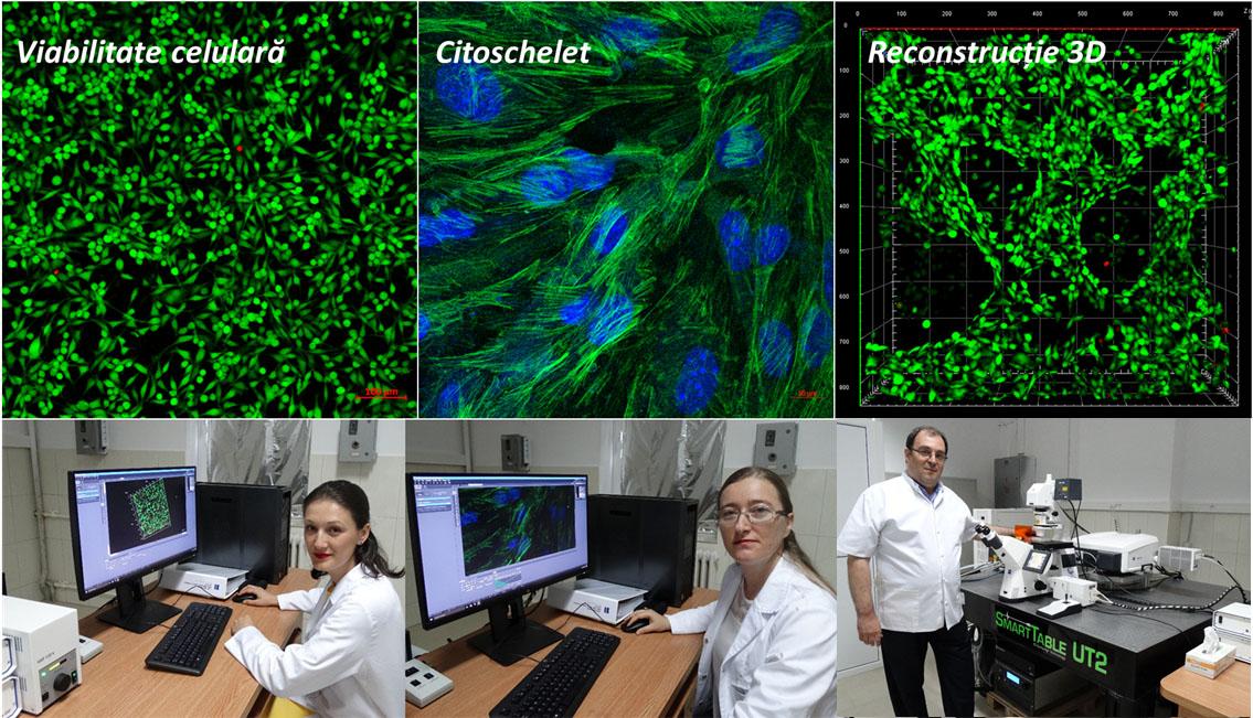 Laborator de componente nanostructurate pentru senzori biomedicali Politehnica