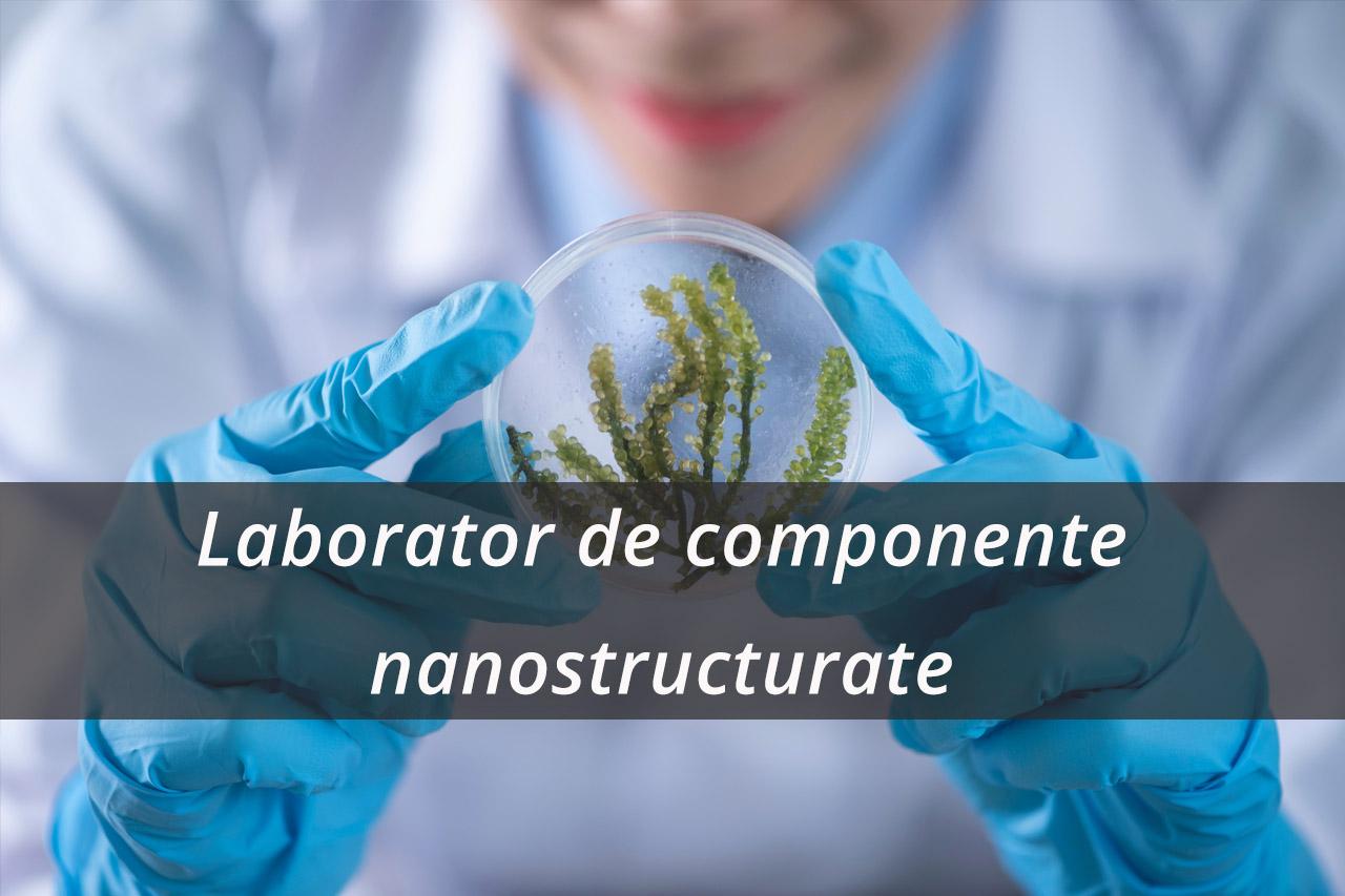 Facultatea de Inginerie Medicală din UPB anunţă înfiinţarea noului Laborator de Componente nanostructurate pentru senzori biomedicali