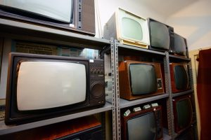Muzeu UPB, Colectia TV1