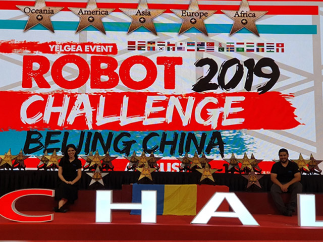 RobotChallenge 2019
