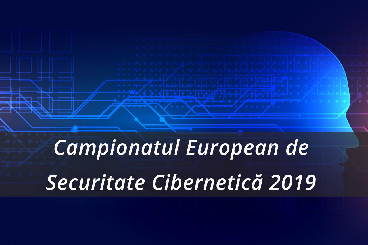 Campionatul European de Securitate Cibernetică 2019