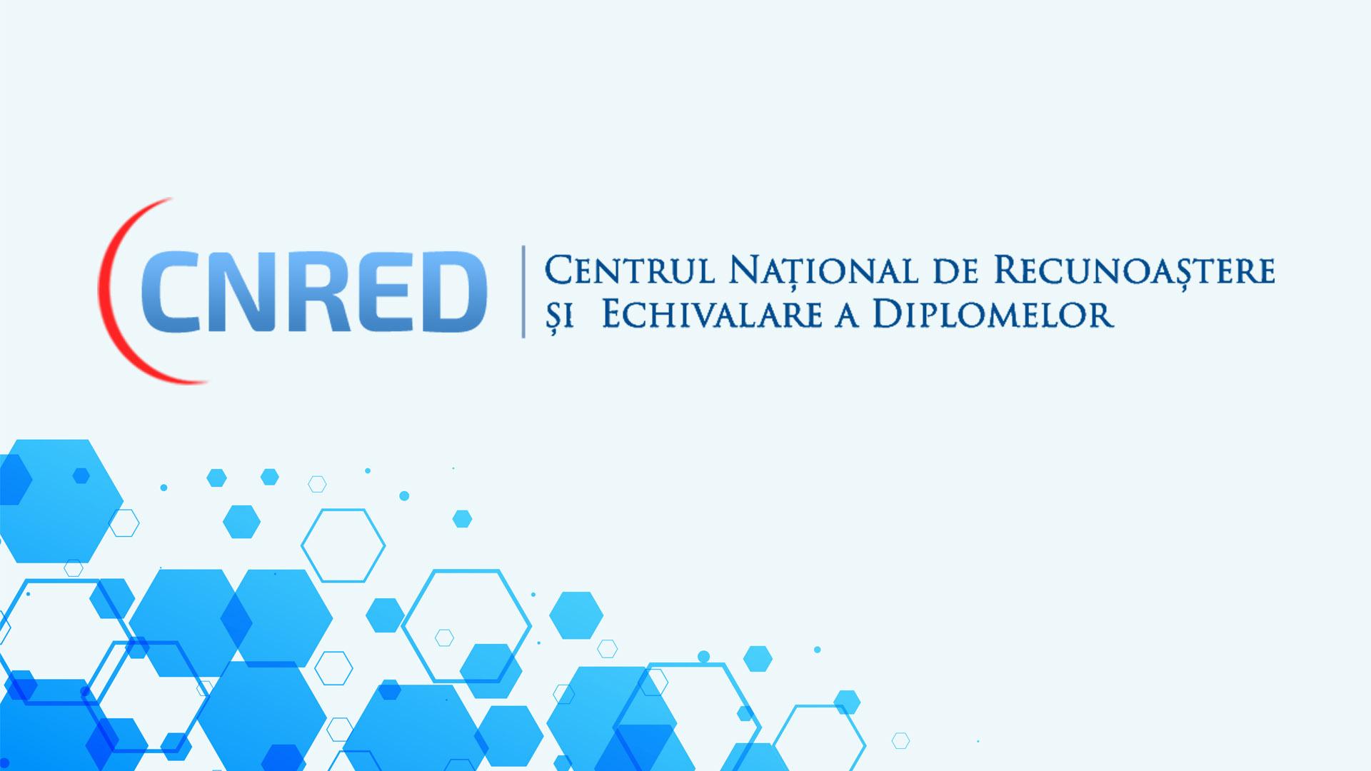 UPB Centrul Național de Recunoaștere și Echivalare a Diplomelor