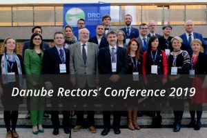 upb Danube Rectors' Conference