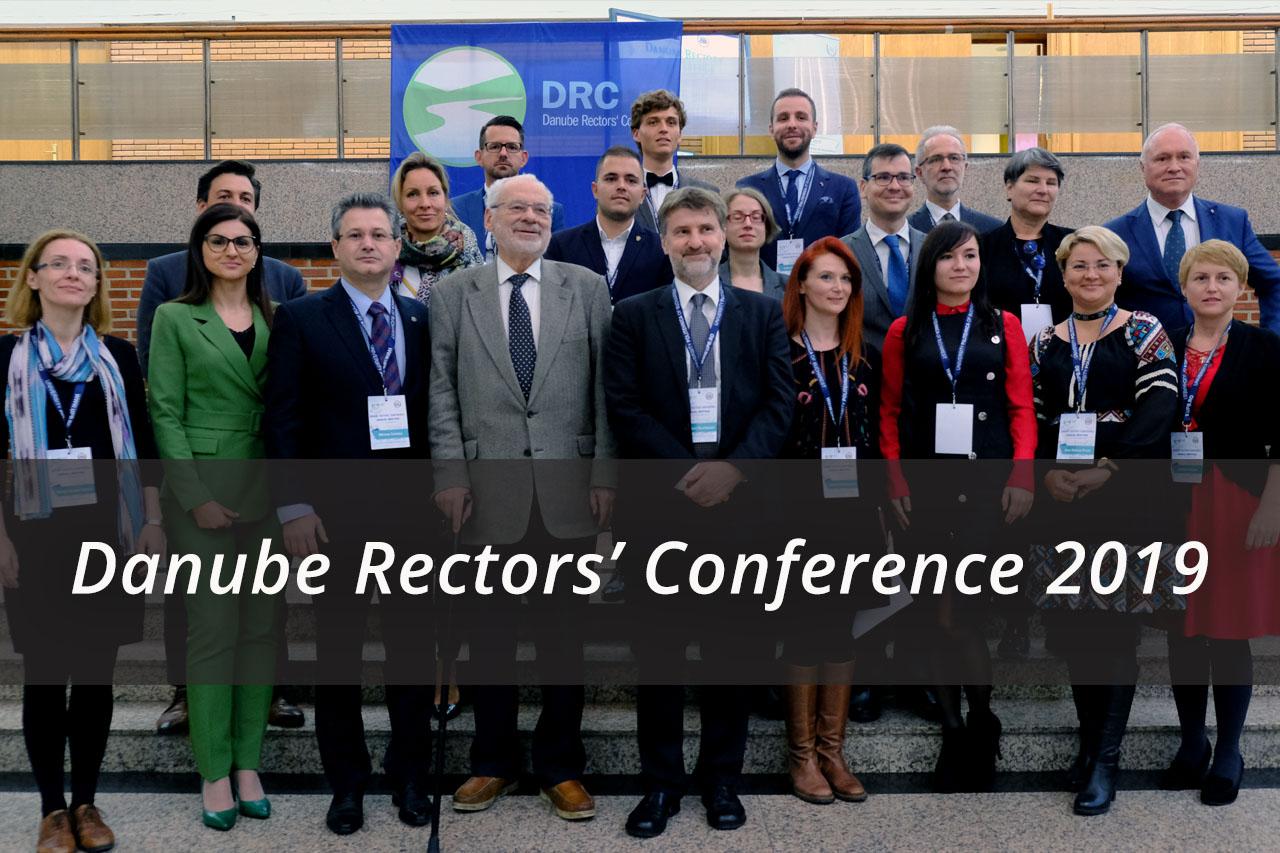 Universitatea Politehnica din București găzduiește întrunirea anuală a Conferinței Rectorilor din Regiunea Dunării