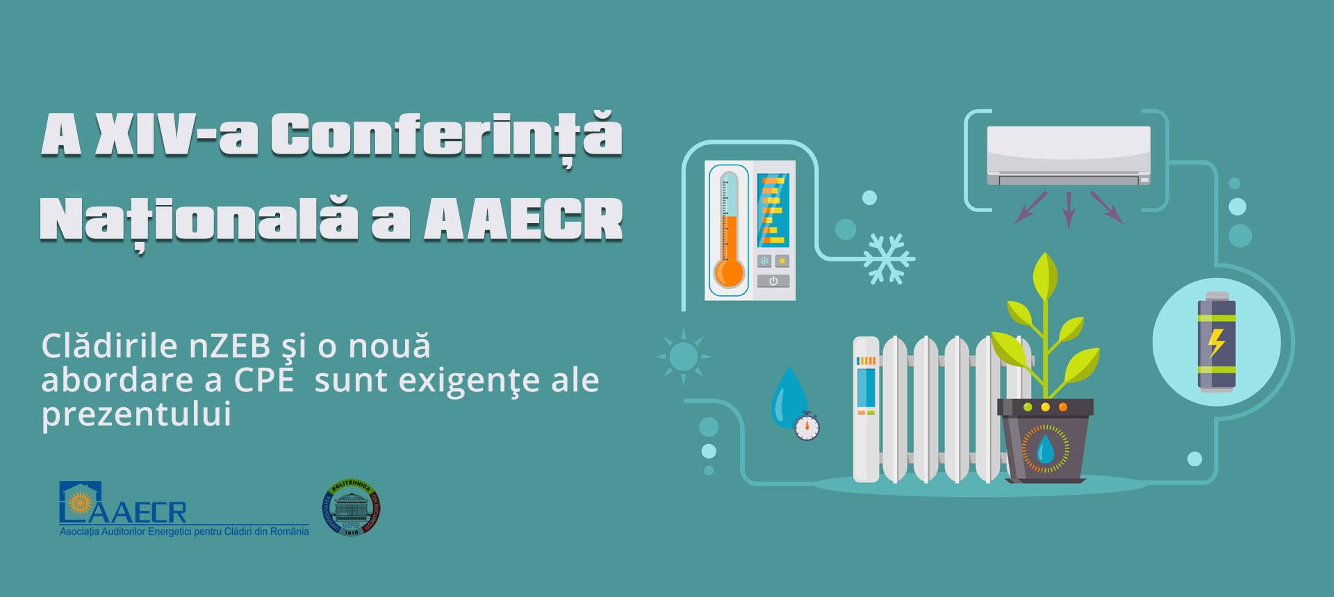 UPB A XIV-a Conferință Națională a AAECR