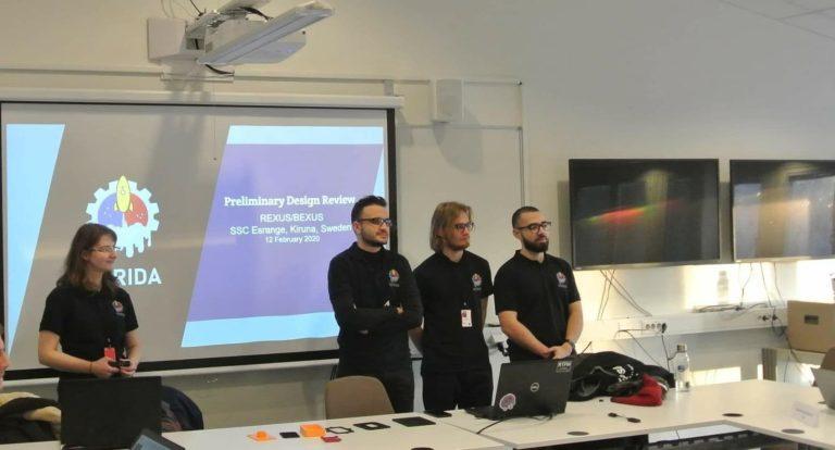 echipa ECRIDA din cadrul Universității POLITEHNICA din București
