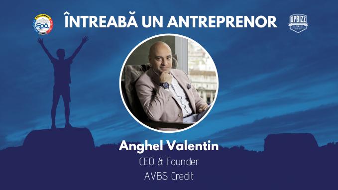 CENTRUL DE ANTREPRENORIAT UPBizz – Interviu cu Valentin Anghel