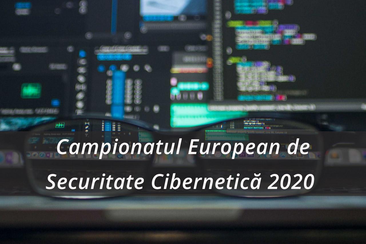 Campionatul European de Securitate Cibernetică 2020
