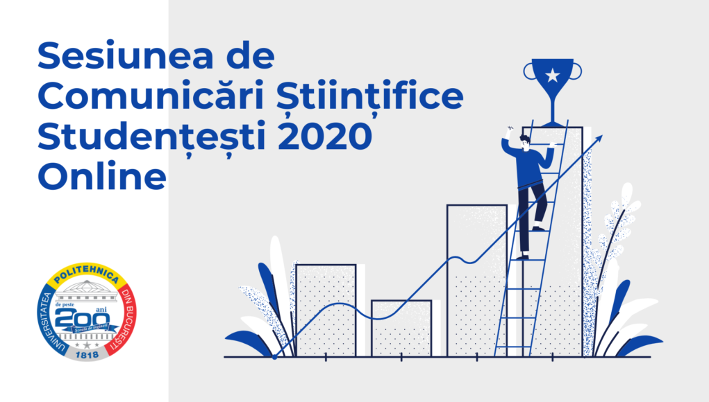 Sesiunea de Comunicări Științifice Studențești 2020 Online