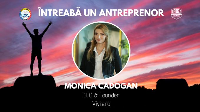 Monica Cadogan – Vivre / CEO & Founder