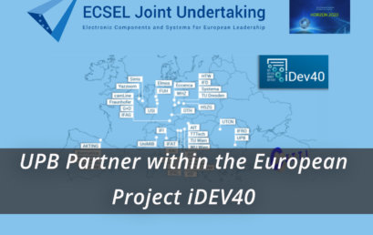 UPB Partner within the European Project iDEV40