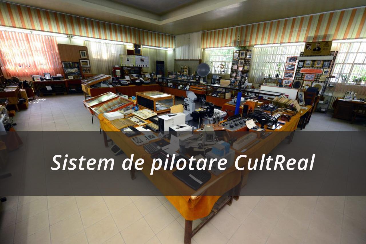 Sistem de pilotare CultReal