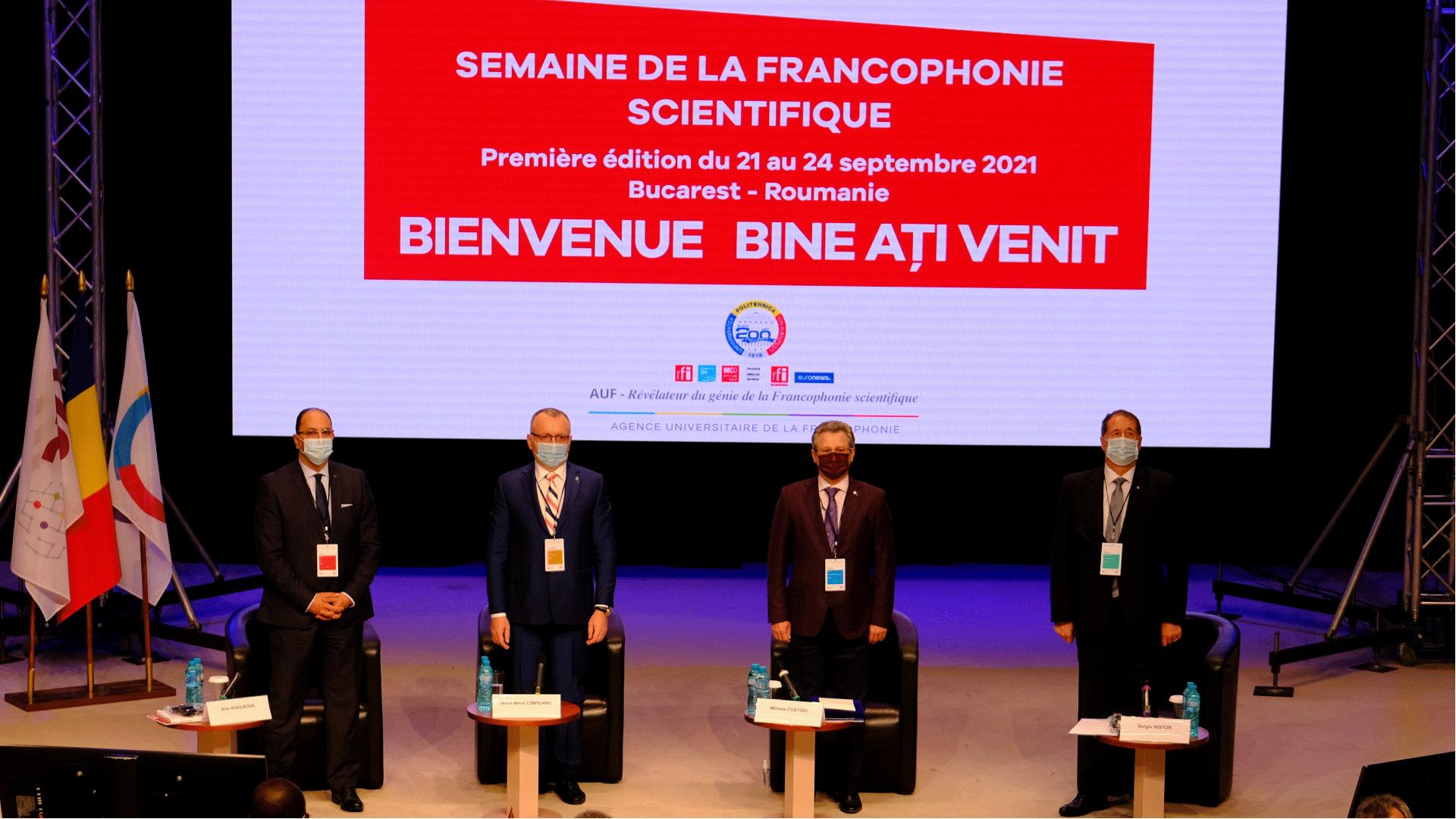 Rectorul UPB a fost reales în poziția de  Membru al Consiliului de Administrație al  Agenției Universitare a Francofoniei