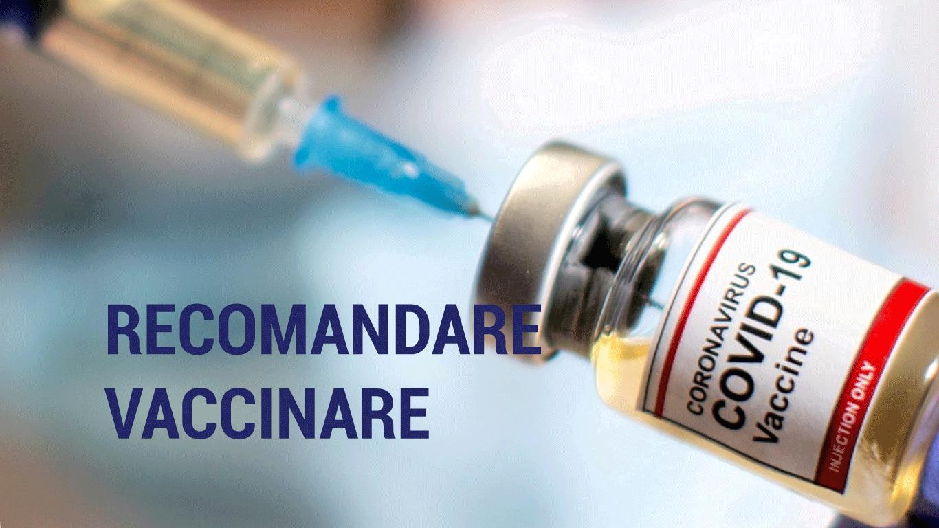 Senatul Universității POLITEHNICA din București recomanda vaccinarea impotriva virusului SARS-CoV 2