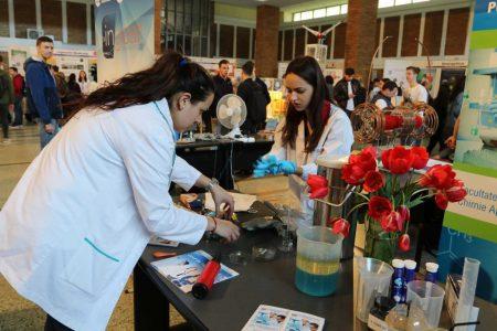 Facultatea de Chimie Aplicată și Știința Materialelor