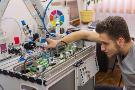 Facultatea de Inginerie Mecanică și Mecatronică